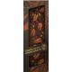 Exclusive čokoláda s pekanovými ořechy brusinkami a pistáciemi 130g
