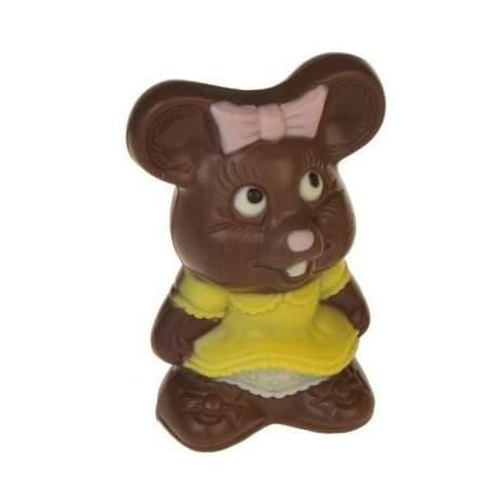 čokoládová myška v sukýnce 90g