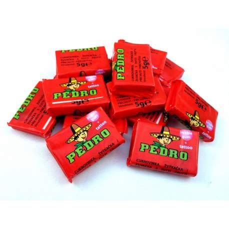 Pedro žvýkačka 5g