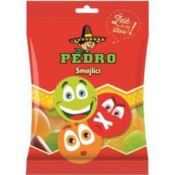 Pedro bonbony želé smajlíci 80g