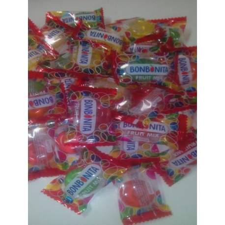 Bim bom  ovocné bonbony 1 Kg