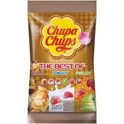 Chupa Chups ovocné lízátko 12g