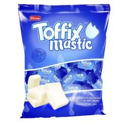 Toffix mastic měkké mléčné bonbóny 1kg