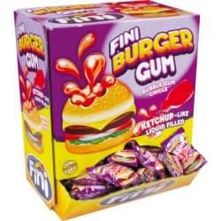 Fini Burger gum 5g/200ks/