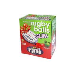 FINI žvýkačka rugby 200ks