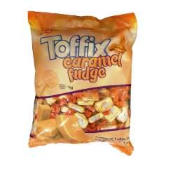 Toffix caramel fudge 1kg