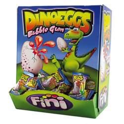 Fini žvýkačka Dinoeggs 200 ks