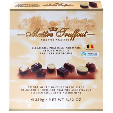 Maitre Truffout - Belgické pralinky mix 250g
