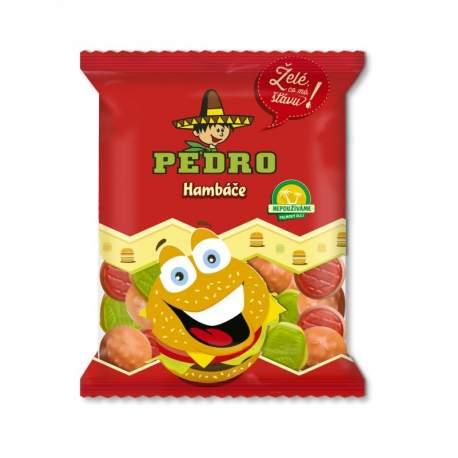 Pedro bonbony želé hambáče 80g