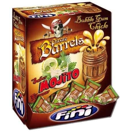 Fini Pirate Barrels Mojito 5g/200ks/