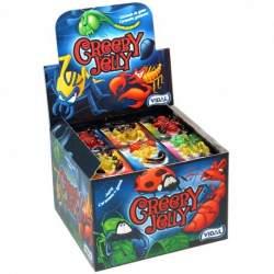 Creepy Jelly ovocné želé 66ks