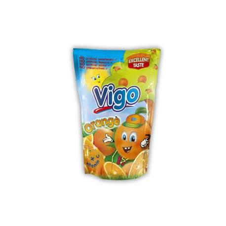 Vigo pomerančový džus 200ml/10ks/