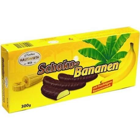 Schoko- bananen 300g