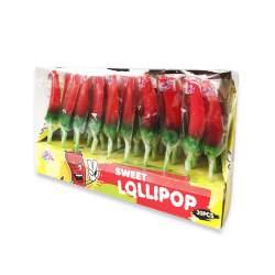 Sweet chilli lollipop 15g /30ks/