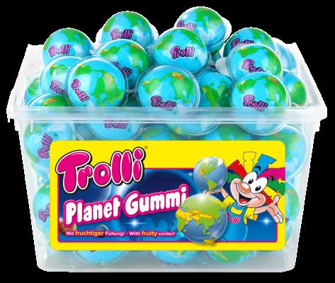 Trolli Planet Gummi